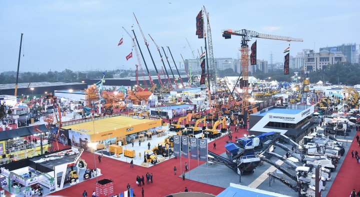 bauma CONEXPO INDIA rescheduled to February 23–26, 2021